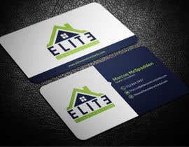 smartghart tarafından Design some Business Cards For Construction Company için no 1