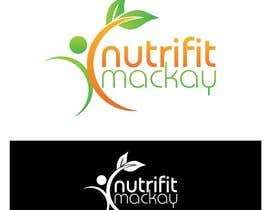 mpscreativeworks tarafından Nutri Fit Mackay logo design required (nutrition & fitness) için no 11