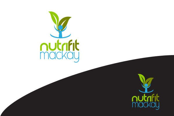 Proposition n°8 du concours Nutri Fit Mackay logo design required (nutrition & fitness)
