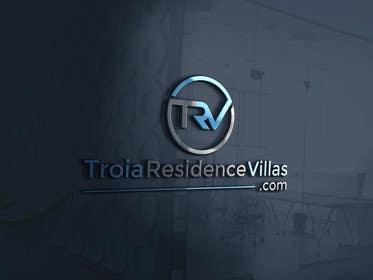 raju177157 tarafından Logo/Brand Identity for TroiaResidenceVillas.com için no 32