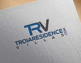 sunlititltd tarafından Logo/Brand Identity for TroiaResidenceVillas.com için no 25