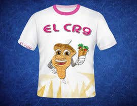 heshamsqrat2013 tarafından T-shirt design ¡Super Easy! için no 85
