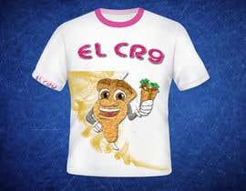 heshamsqrat2013 tarafından T-shirt design ¡Super Easy! için no 86