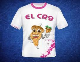 heshamsqrat2013 tarafından T-shirt design ¡Super Easy! için no 88