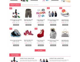 alimoon138 tarafından Design Website Design (Shopify) için no 42
