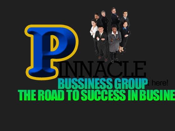 Inscrição nº 176 do Concurso para Logo Design for Pinnacle Business Group