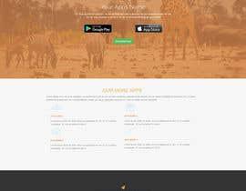 mdmirazbd2015 tarafından Simple Wordpress Landing Page for future app için no 7