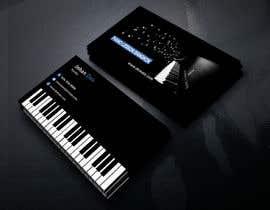 sanjoypl15 tarafından Design business card for a piano teacher için no 10
