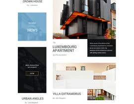surajit666 tarafından architecture website mockup için no 5