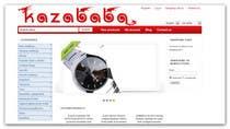 Graphic Design Contest Entry #69 for Logo Design for kazababa