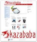 Graphic Design Contest Entry #130 for Logo Design for kazababa