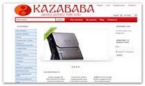 Graphic Design Contest Entry #140 for Logo Design for kazababa