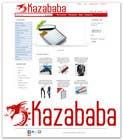 Graphic Design Contest Entry #129 for Logo Design for kazababa