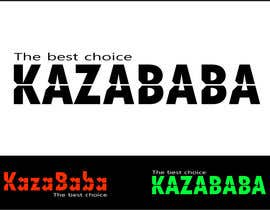 #19 para Logo Design for kazababa por emmayed