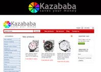 #199 for Logo Design for kazababa by emmayed