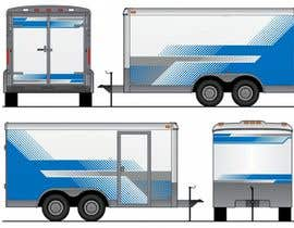 Kiddyz tarafından Cargo Trailer Graphics Design Needed için no 1