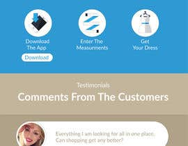 jessebauman tarafından Design a Website Mockup için no 4