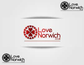 #50 for Design a Logo for Love Norwich by Alinizar