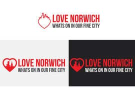 #12 for Design a Logo for Love Norwich af uhassan