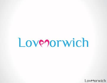 #30 for Design a Logo for Love Norwich af iffikhan