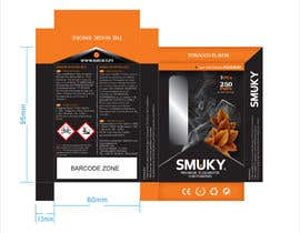 nº 6 pour Packaging Design for SMUKY par techwise