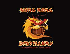 #407 cho Logo Design for Hong Kong distillery - repost due to Wasabesprite not completing design and disappearing bởi linhsau1122