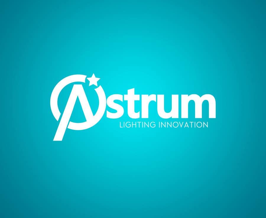 Inscrição nº 128 do Concurso para Astrum logo