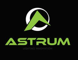 #275 for Astrum logo by vinayvijayan