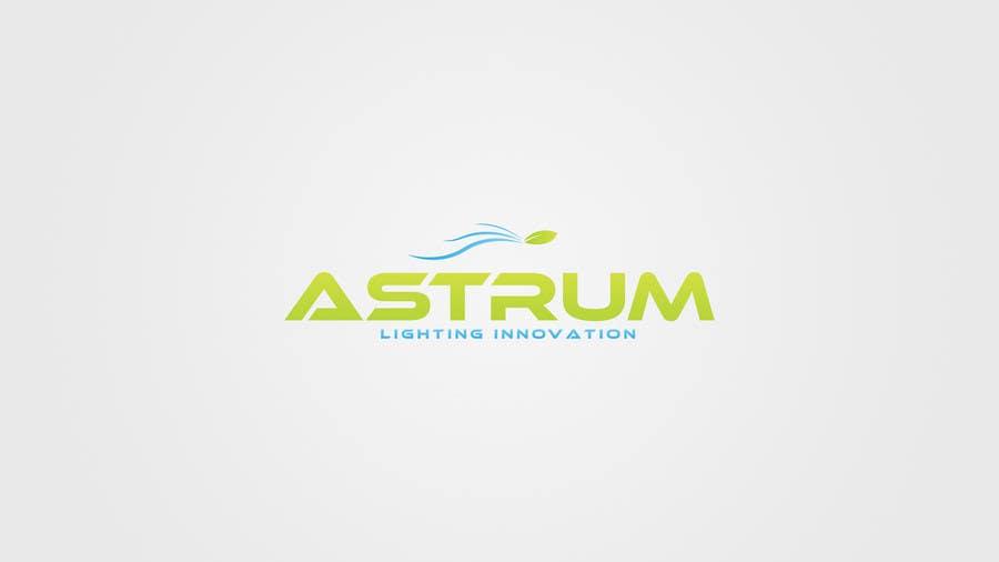 Inscrição nº 370 do Concurso para Astrum logo
