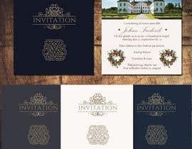 reshmihalder tarafından Design a two-sided invitation için no 15