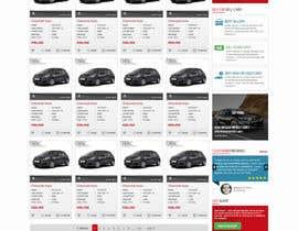 nikil02an tarafından Re-design 2 website landing pages (Netcars Search page) için no 37