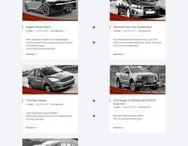nizagen tarafından Re-design 2 website landing pages (Netcars Search page) için no 23