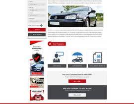 omwebdeveloper tarafından Re-design 2 landing pages on a website (Netcars About & FAQ) için no 29