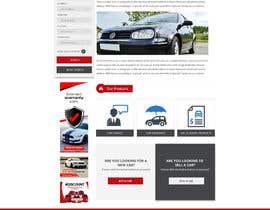 omwebdeveloper tarafından Re-design 2 landing pages on a website (Netcars About & FAQ) için no 30