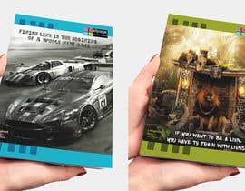 Ashwink8 tarafından Design 6 Notebook covers -- 2 için no 15