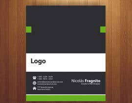 nº 2 pour Design Some Business Cards par NicolasFragnito