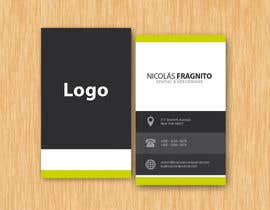 nº 3 pour Design Some Business Cards par NicolasFragnito
