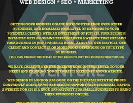 Prathwish tarafından Design an Advertisement için no 1