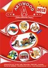 Graphic Design Inscrição do Concurso Nº4 para Advertisement Design for Artiwood Educational Toys (A4)