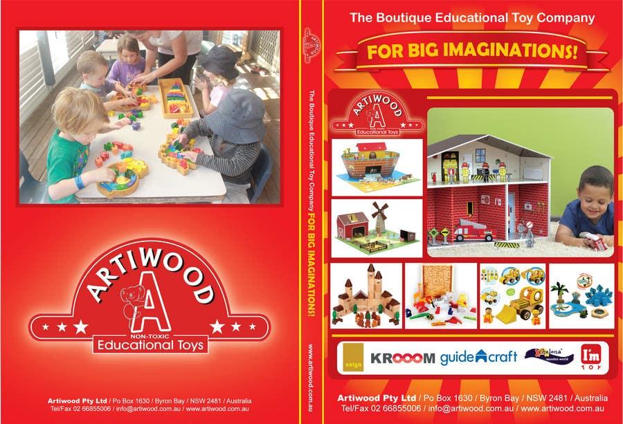 Inscrição nº                                         57                                      do Concurso para                                         Advertisement Design for Artiwood Educational Toys (A4)