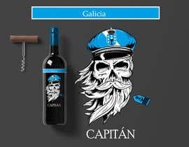 rebces tarafından Galicia Captain (Spanish Wine) - Capitán Galicia (Vino Español) için no 56