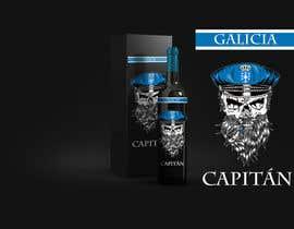 #87 para Galicia Captain (Spanish Wine) - Capitán Galicia (Vino Español) de rodcomics