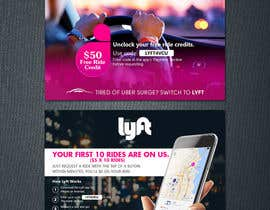 matbien tarafından alter a Lyft postcard design - make it better için no 8