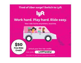 koeswandi tarafından alter a Lyft postcard design - make it better için no 2