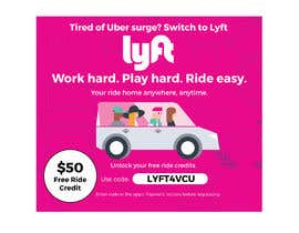 koeswandi tarafından alter a Lyft postcard design - make it better için no 5