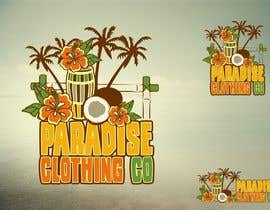 #59 cho Design a Logo for Paradise Clothing Co bởi salutyte