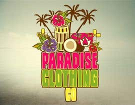 #95 para Design a Logo for Paradise Clothing Co por salutyte