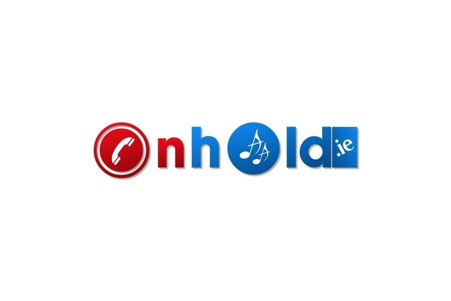 Inscrição nº 99 do Concurso para Design a Logo for  www.onhold.ie