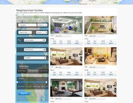 #11 untuk Design a Website Mockup for realestate website oleh webidea12