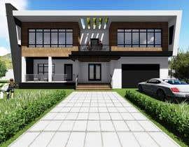 IsaacAbdalfatah tarafından Design concept to remodel exterior of residential house için no 7